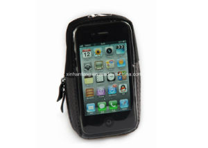 Promotion Bicycle I-Phone Bag for Bike (HBG-046) pictures & photos