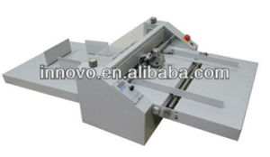 Professional Manufacturer Paper Creasing Machine (ZX-480A) pictures & photos