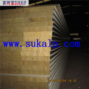 Rock Wool Sandwich Panel Insulation pictures & photos