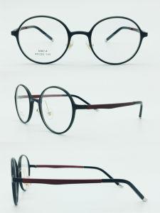 in Stock Plastic Steel Fashion New Design Light Eyeglasses Eyewear Optical Frames pictures & photos