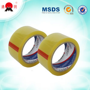 Adhesive Clear Acrylic BOPP Sealing Tape pictures & photos