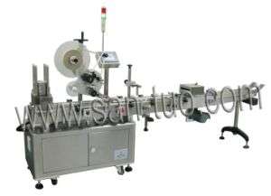 Milk Powder Can Labeling Machine/Labeler pictures & photos