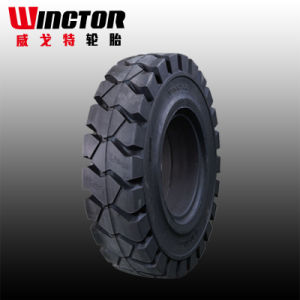 28X9-15 Forklift Solid Tires, Solid Forklift Tire 8.15-15 pictures & photos