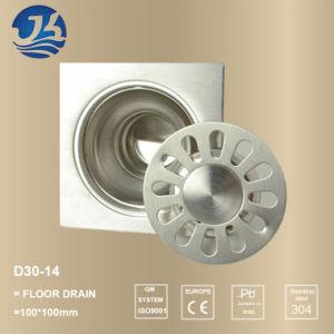 Square Bathroom Concrete Shower Floor Drain Cover Wire Grate (D30-14) pictures & photos
