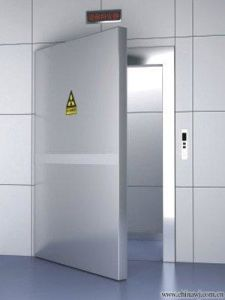 Automatic Anti-Radiation Airtight Lead Door for X-ray Room