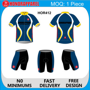 2016 OEM New Style Sublimation Custom-Made Cycling Wear