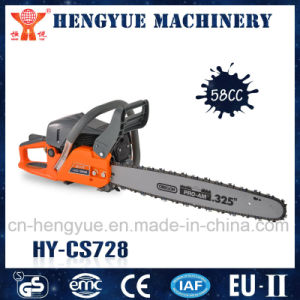 Professional Chain Saw with Petrol Tank in Hot Sale pictures & photos