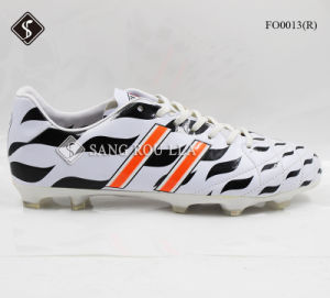 Athletic Football Footwear Soccer Shoes Sports Shoes pictures & photos