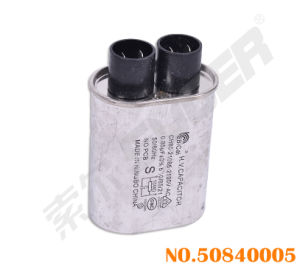 Suoer Factory Price Microwave Oven Parts Best Price 0.85 UF Capacitor for Microwave Oven (50840005-0.85 UF) pictures & photos