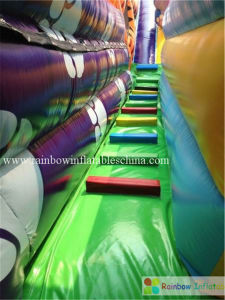 9X4X7m Fashionable Commercial Inflatable Slide for Adults pictures & photos