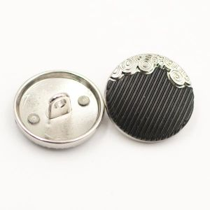 Fashion New Design Metal Alloy Shank Button for Clothes pictures & photos