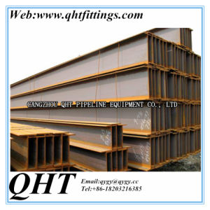 A36 Hot Rolled Structural Construction Steel H Beam pictures & photos