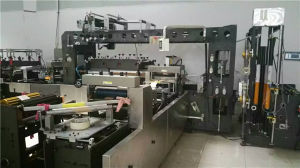 Second Hand High Speed Box Pouch Bag Making Machine pictures & photos