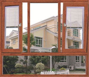 ISO9001 Certificate China Top Brand Casement Window for Materbedroom pictures & photos