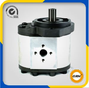 Cast Iron Gear Pump Hydraulic Oil Pump with ISO9001 pictures & photos