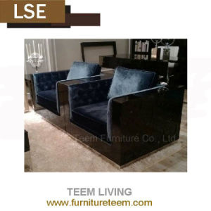 New Classical Style Fabric Living Room Sofa Furniture Chair pictures & photos