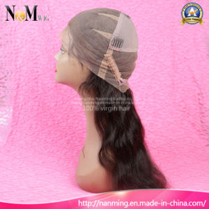 Free/Middle/Three Part Lace Front Wigs Custom Made Lace Frontals Indian Hair Braid Wig, Best Natural Looking Wigs pictures & photos