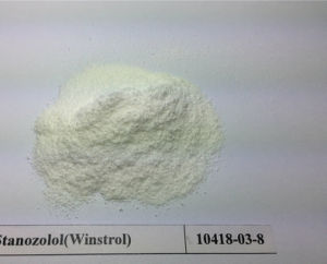 99.5% Purity Winstrol Powder CAS: 10418-03-8 pictures & photos