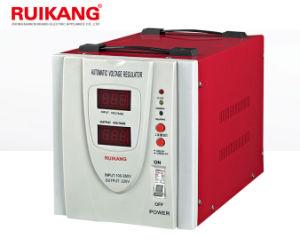 Home Using Voltage Regulator AC 50Hz Voltage Stabilizer 5kVA pictures & photos
