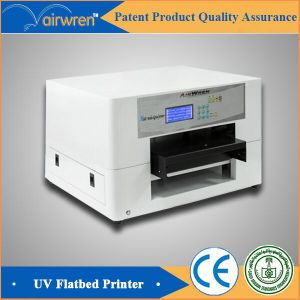 UV Flatbed Inkjet Printer Cylindrical Material UV Printer pictures & photos