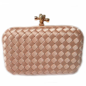 2016 Newest Designer Party Bag Lady Handbag Box Knot Clutch Bag pictures & photos