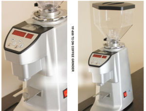 on Demand Flat Coffee Mills Coffee Maker