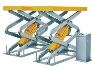China Small Scissor Car Lift Lift Motor Packing Equipment China