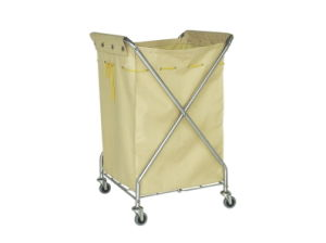 Rectangle Laundry Cart/X Laundry Cart pictures & photos