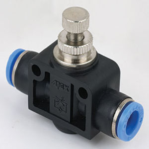 Pneumatic Fittings - Speed Controllers Union Straight