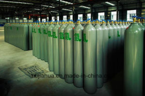 Medical Oxygen Gas Cylinder GB5099/ISO9809 40L 150bar/250bar pictures & photos