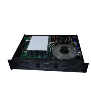 KTV Stereo Class H 2 Channel Professional Power Amplifier (Xli-2500) pictures & photos