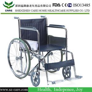 Foldable Wheelchair Pedal Wheelchair Durable Wheelchair