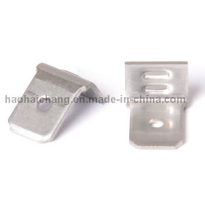 Auto Electrical Accessories Stamping Metal Thread Terminal