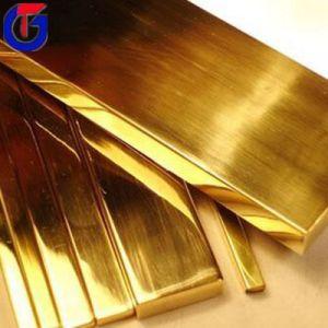 Brass Sheet C40500, C40800, C40850, C40860, C41100 pictures & photos
