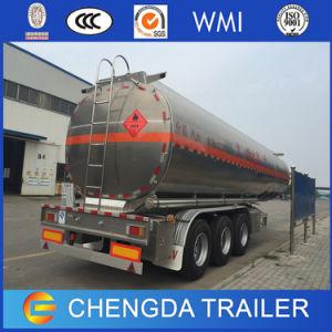 Storage Oil Diesel Gasoline Tanker Petrol Feul Tank Trailer 30000L pictures & photos