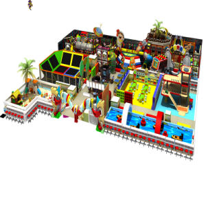 Customized Made Kids Indoor Playground pictures & photos