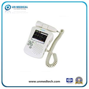 CE Marked High Quality Fetal Doppler Fd-300g pictures & photos