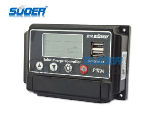 Solar 48V 20A Solar Power System Intelligent Charger Controller (ST-W4820) pictures & photos