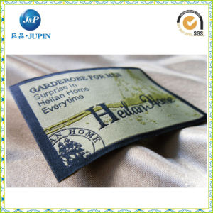 Customized Woven Labels Main Label Size Label for Clothing (JP-CL005) pictures & photos