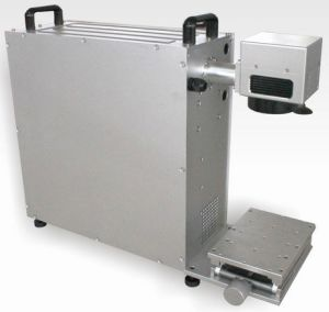 10W 20W Portable Mini Fiber Laser Marking Machine pictures & photos