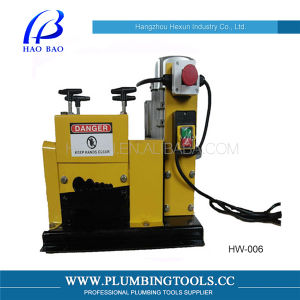 2014 Hot Sale Scrap Cable Wire Stripping Machine (HW-006) pictures & photos