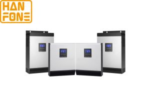 Pure Sine Wave Solar Inverter with MPPT Solar Charge Controller pictures & photos