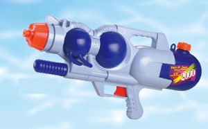 Children Summer Beach Toy Plastic Water Gun (H0102200) pictures & photos