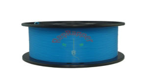 ABS 1.75mm Glow in The Dark Blue 3D Printing Filament pictures & photos