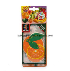 Custom High Quality Hanging Paper Car Air Freshener pictures & photos