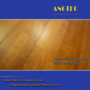 3 Strip 189mm Oak Engineered Flooring/Natural UV Oil pictures & photos