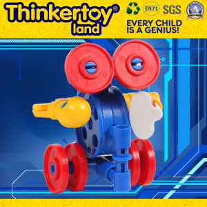 Kids Plastic Toy Building Block pictures & photos