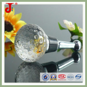 Crystal Ball Wine Stopper Bomboniere. Glass Ball Bottle Stopper pictures & photos