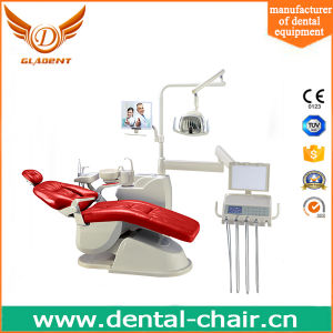 LED Touch Screen Dental Chair with Luxurious Big Leather Cushion pictures & photos