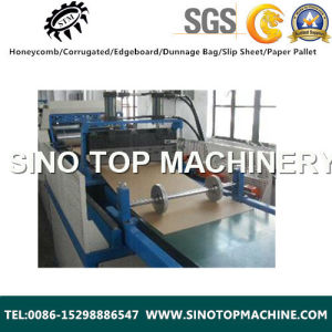 1600mm 40m/Min Paper Board and Slip Sheet Laminating Machine pictures & photos